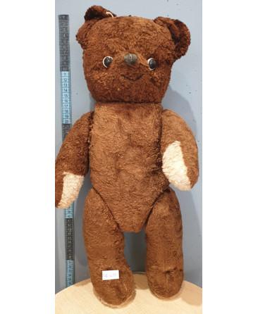 Funny vintage bear