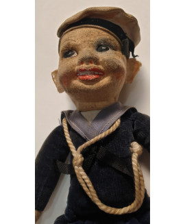 Jolly Sailor Felt Doll