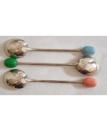 quirky retro coffee spoons