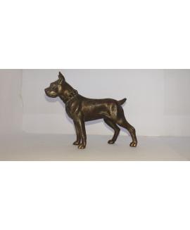 cold metal pinscher dog
