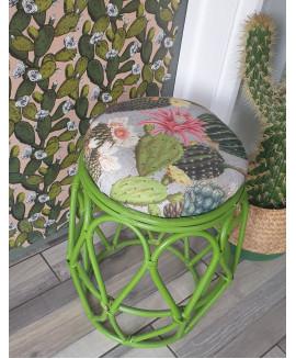 Funky retro stool