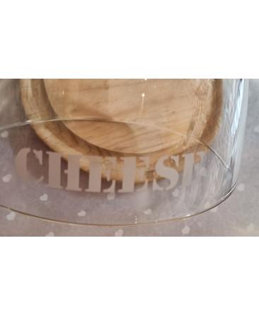 retro cheese dish