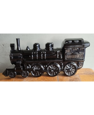 Avon scent bottle in form of a train